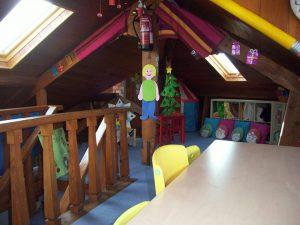 Nouvelle salle de classe à La Petite Ecole Française